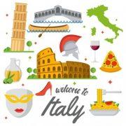 od ledna nový kurz italštiny